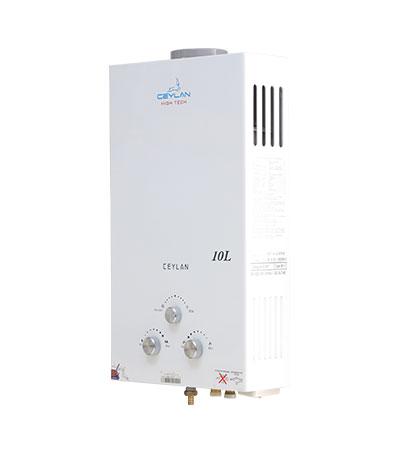 Chauffe-eau à gaz série 2 (10L/min)