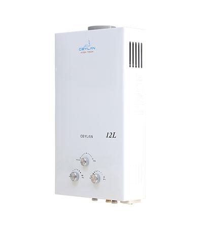 Chauffe-eau à gaz série 2 (12L/min)