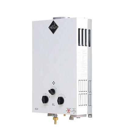 Chauffe-eau à gaz série 3 (6L/min)